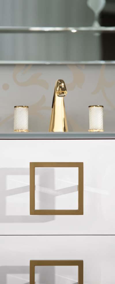 OASIS Daphne D14 мебель для ванной комнаты - дополнительное фото