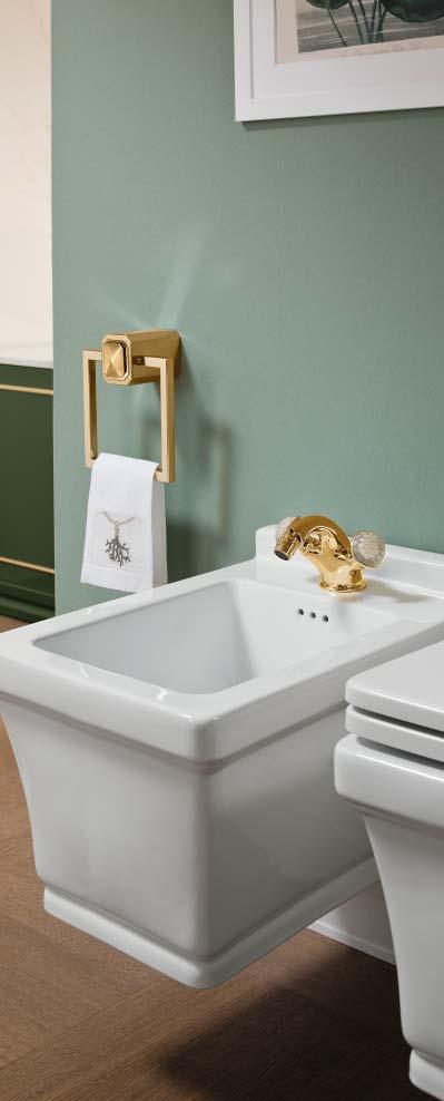 OASIS Daphne D16 мебель для ванной комнаты - дополнительное фото