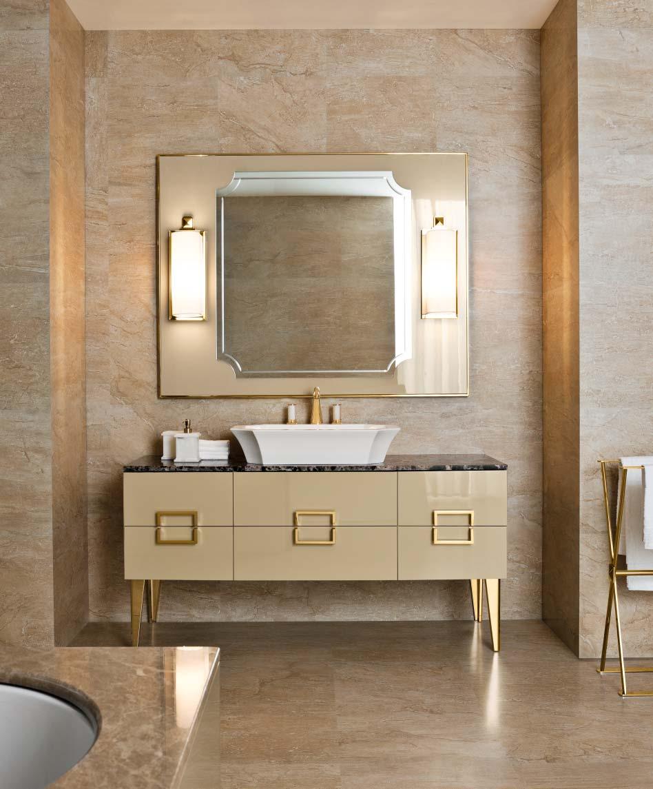 OASIS Daphne D17 мебель для ванной комнаты - дополнительное фото