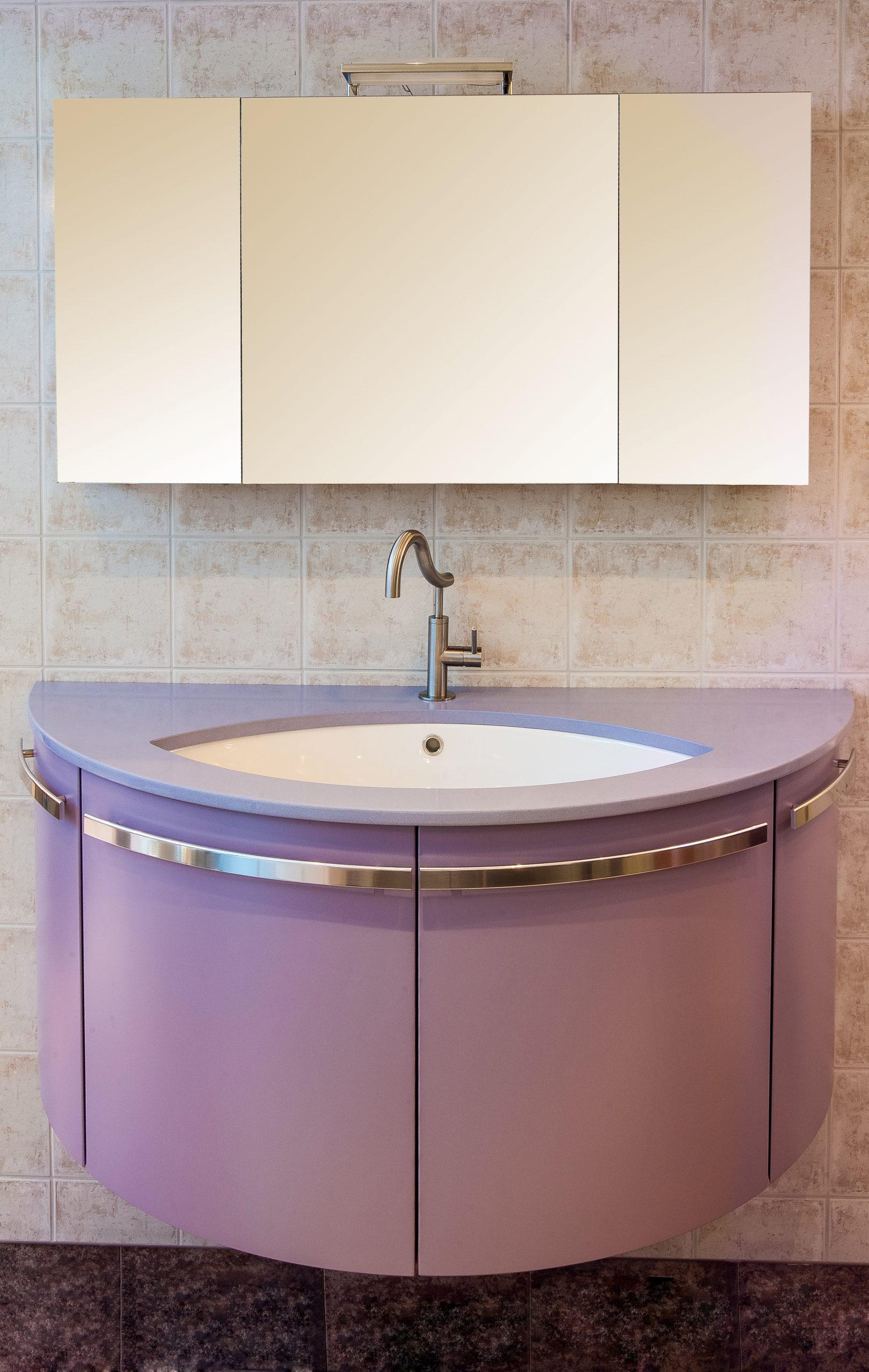 Мебель для ванной  Vanity Line 23 Lilla Opaco