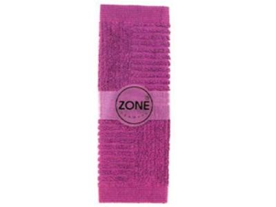 Полотенце 30 x 30 см zone ZO 904 17 Purple