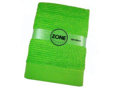 Полотенце 140 х 70 см zone ZO-906-22-Lime