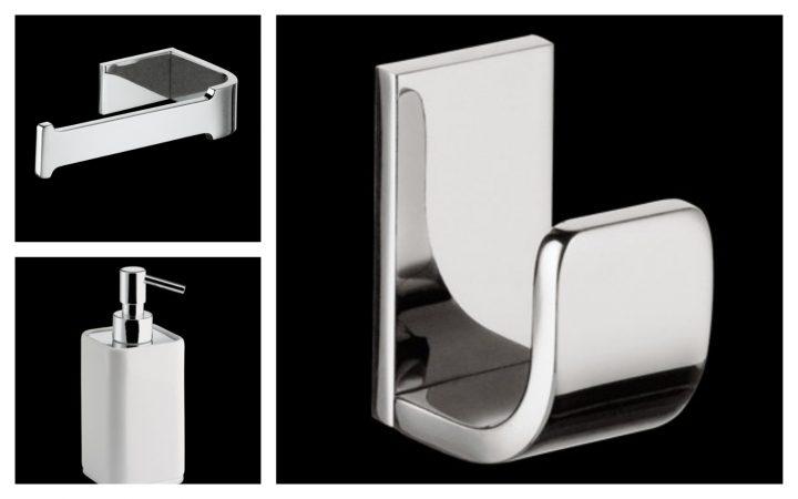Коллекция аксессуаров д/ванной Altissima Chrome