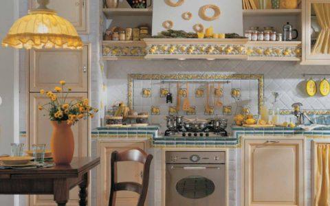 Плитка Cotto nettuno Limoni