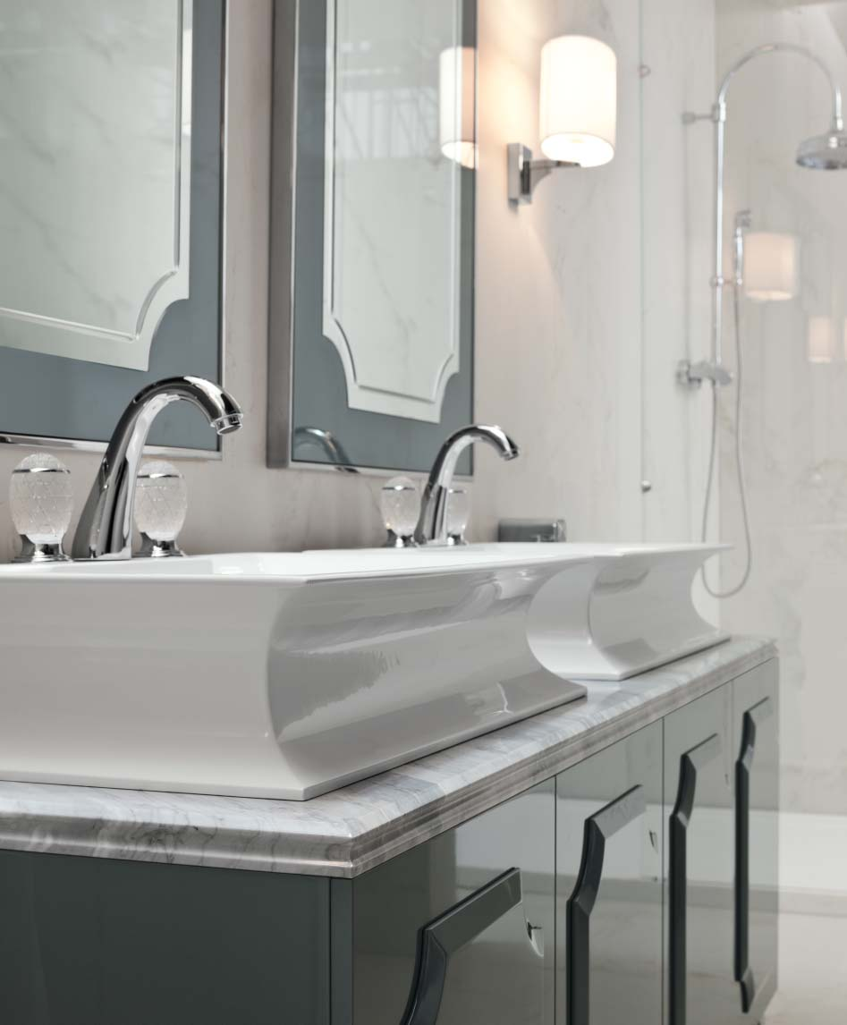 OASIS Rivoli R10 мебель для ванной комнаты - дополнительное фото