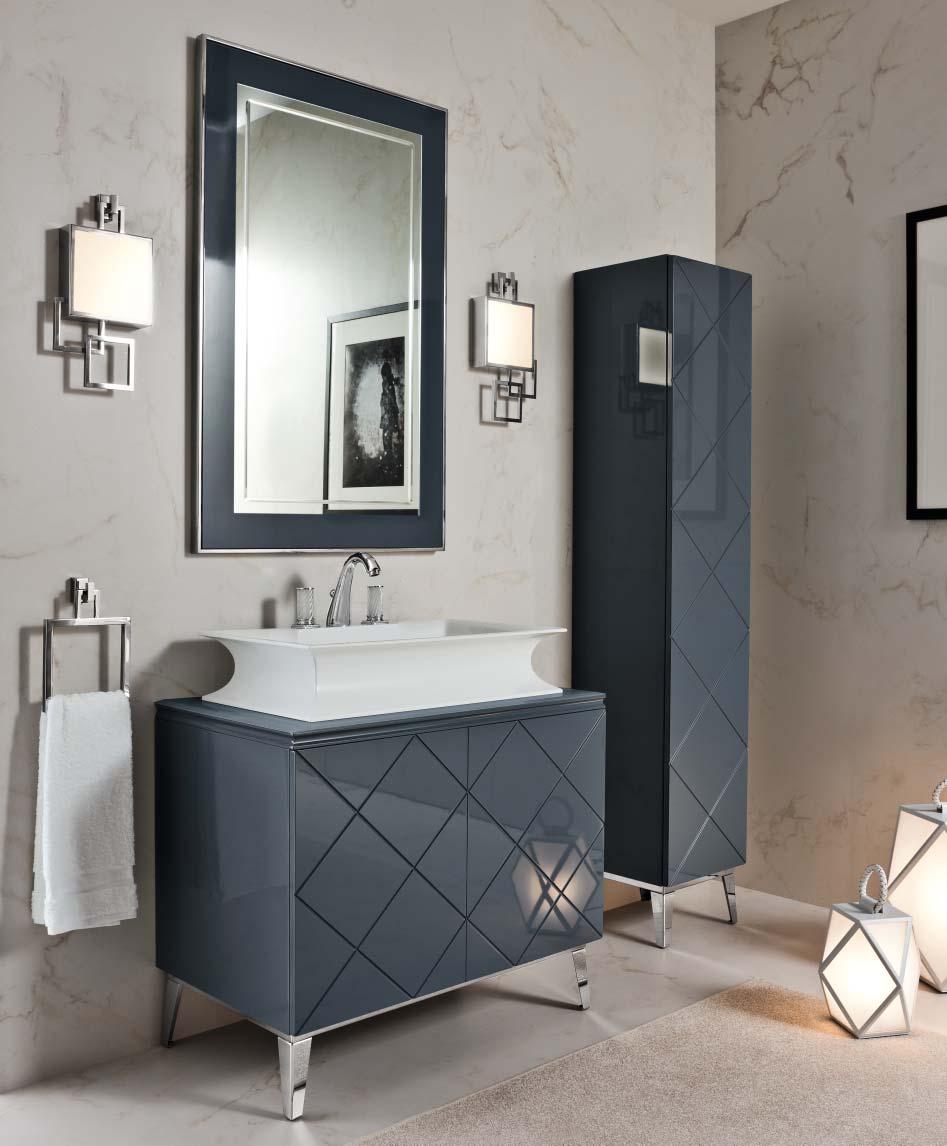 OASIS Rivoli R6 мебель для ванной комнаты - дополнительное фото