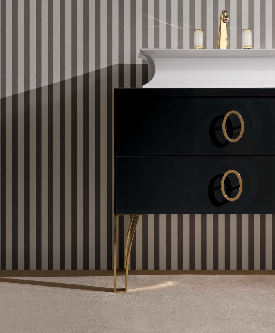 OASIS Daphne D11 мебель для ванной комнаты - дополнительное фото