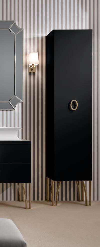 OASIS Daphne D11 мебель для ванной комнаты - колонна