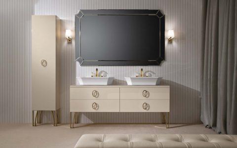OASIS Daphne D12 мебель для ванной комнаты