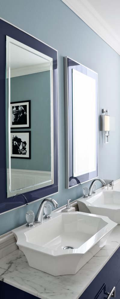 OASIS Daphne D18 мебель для ванной комнаты - дополнительное фото