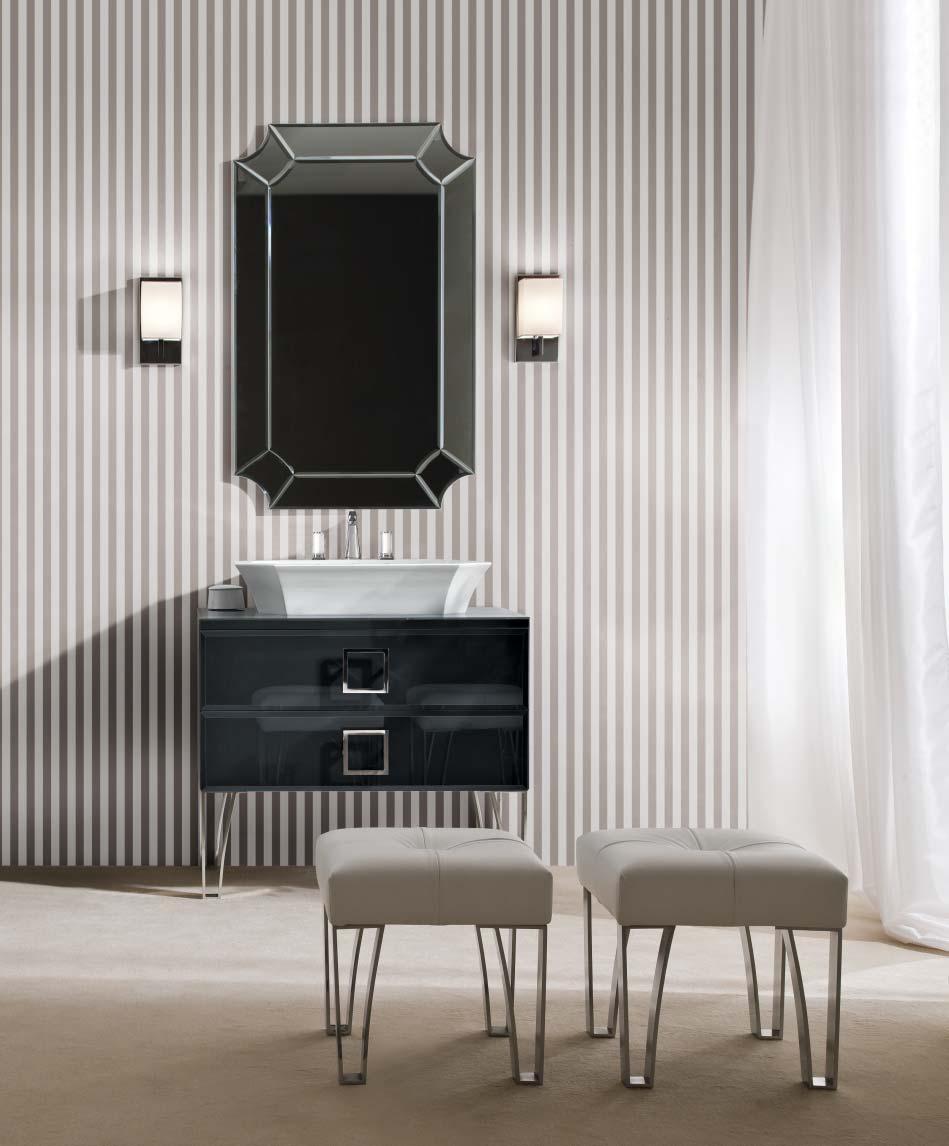 OASIS Daphne D2 мебель для ванной комнаты - дополнительное фото