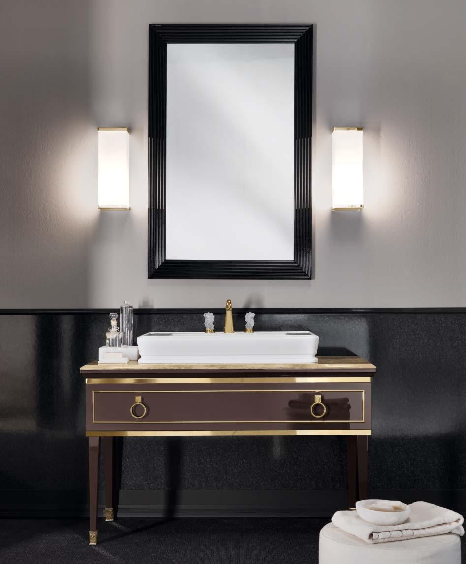 OASIS Lutetia L13 мебель для ванной комнаты