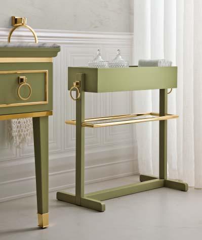 OASIS Lutetia L16 мебель для ванной комнаты - доп фото