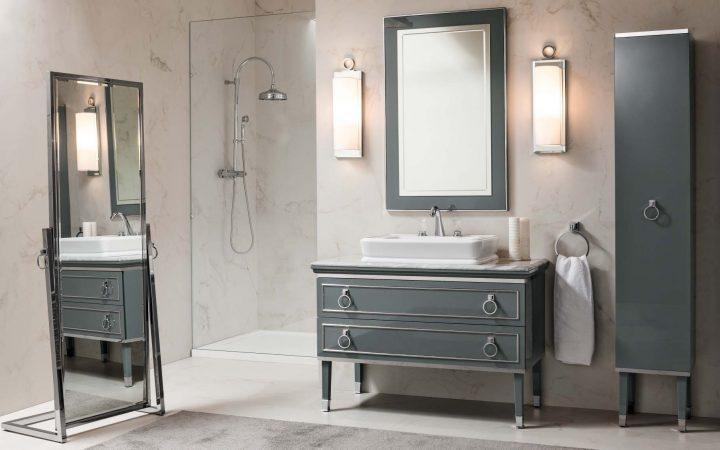 OASIS Lutetia L17 мебель для ванной комнаты