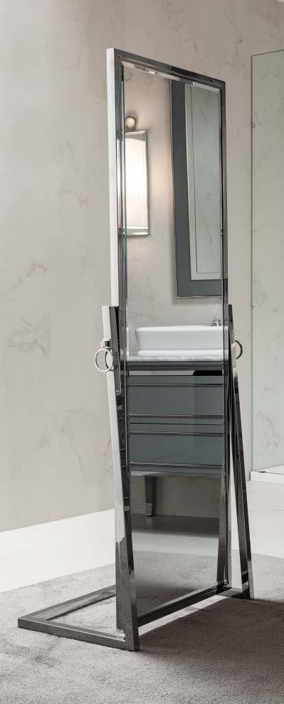 OASIS Lutetia L17 мебель для ванной комнаты - зеркало
