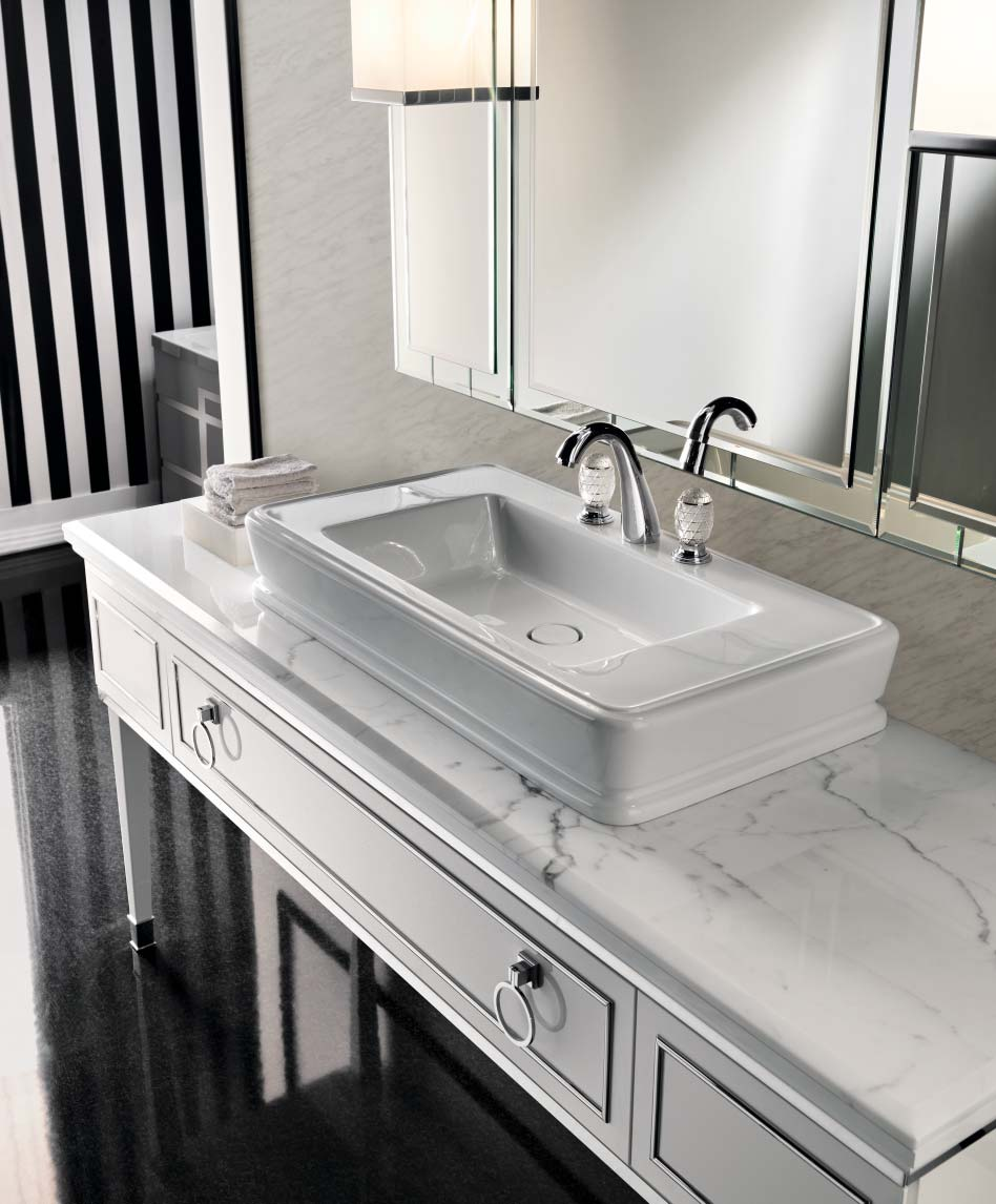 OASIS Lutetia L3 мебель для ванной комнаты