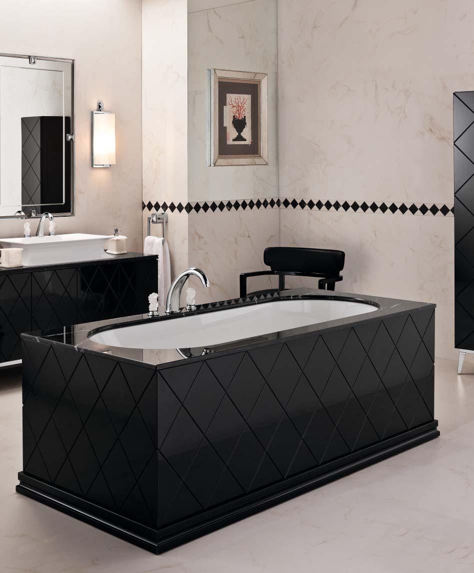 OASIS Rivoli R3 мебель для ванной комнаты - ванна