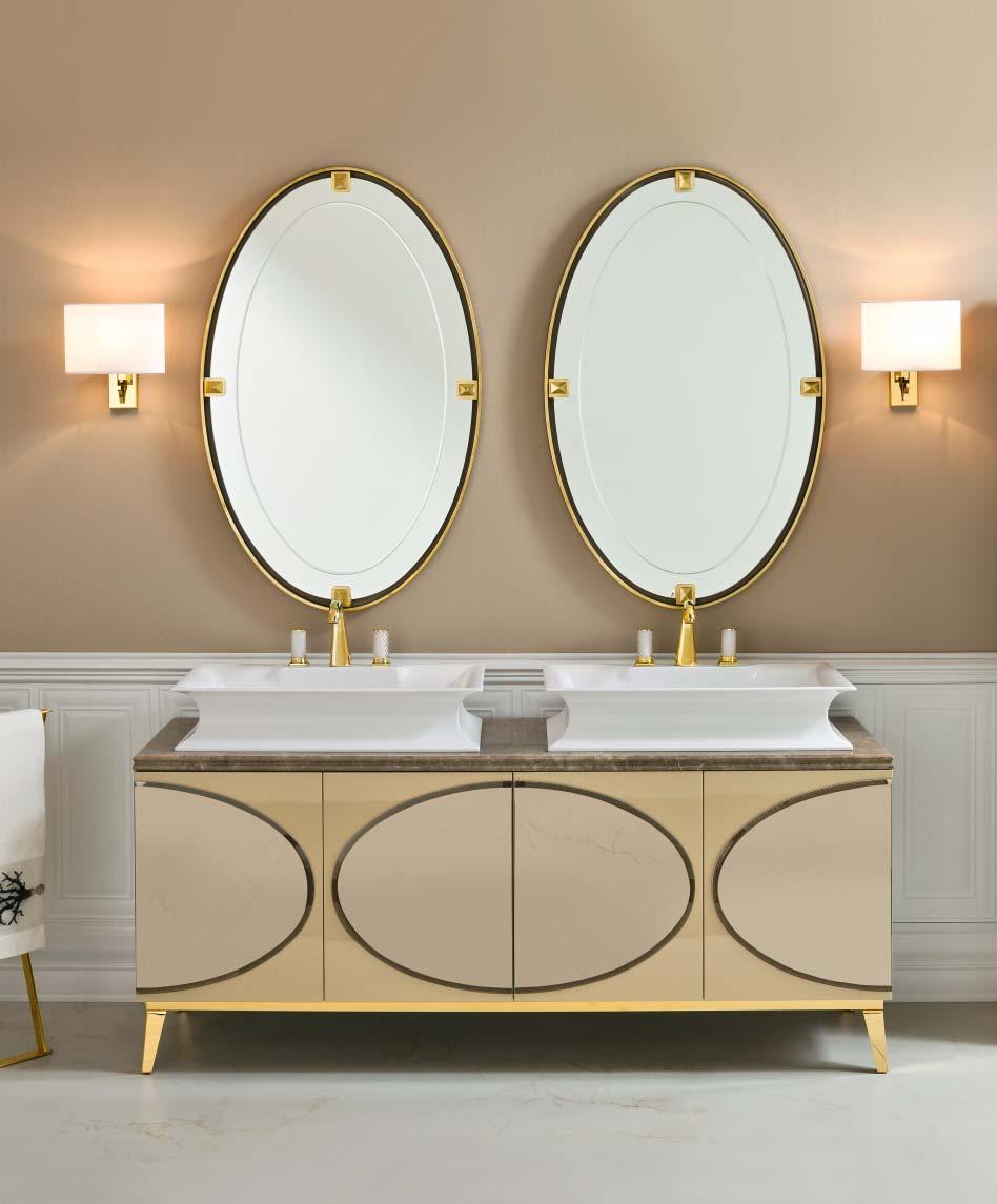 OASIS Rivoli R1 мебель для ванной комнаты - доп фото