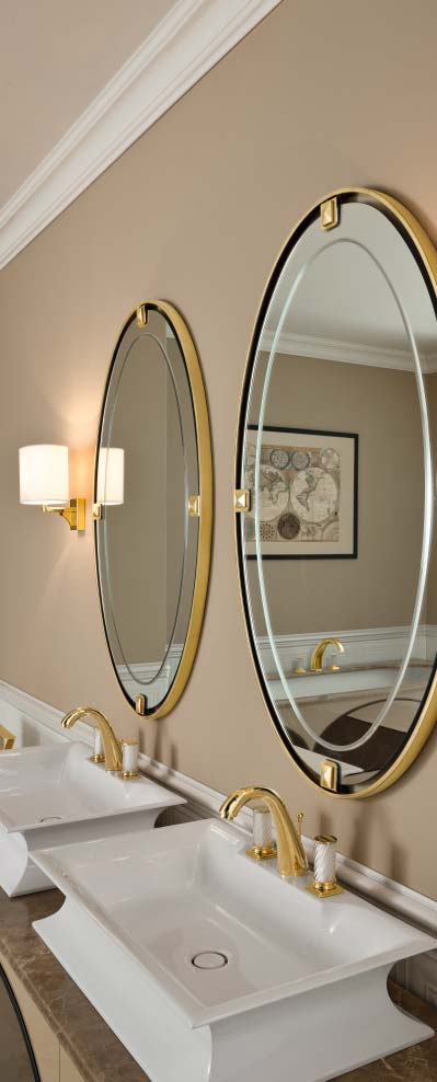 OASIS Rivoli R1 мебель для ванной комнаты - зеркала