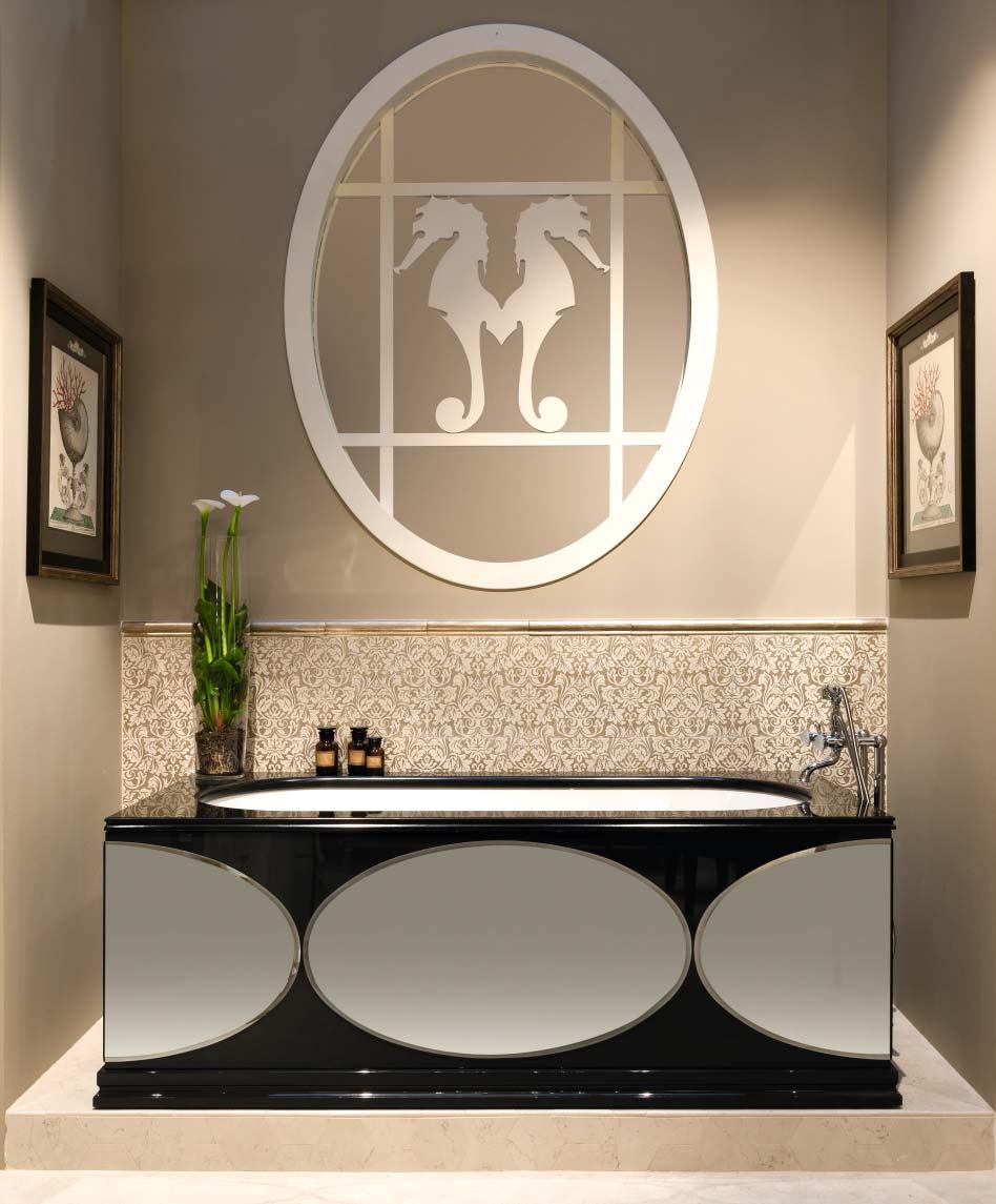 Oasis Rivoli R16 Мебель для ванной Италия - ванна