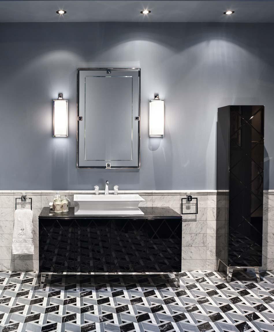 OASIS Rivoli R17 мебель для ванной комнаты