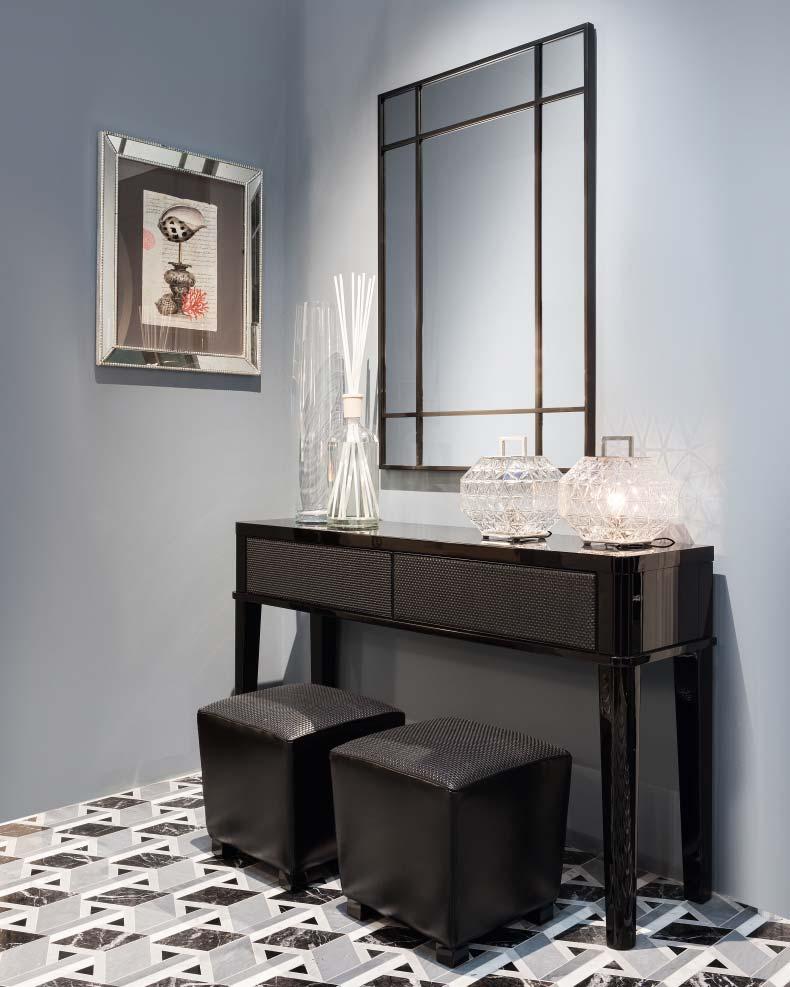 OASIS Rivoli R17 мебель для ванной комнаты - консоль