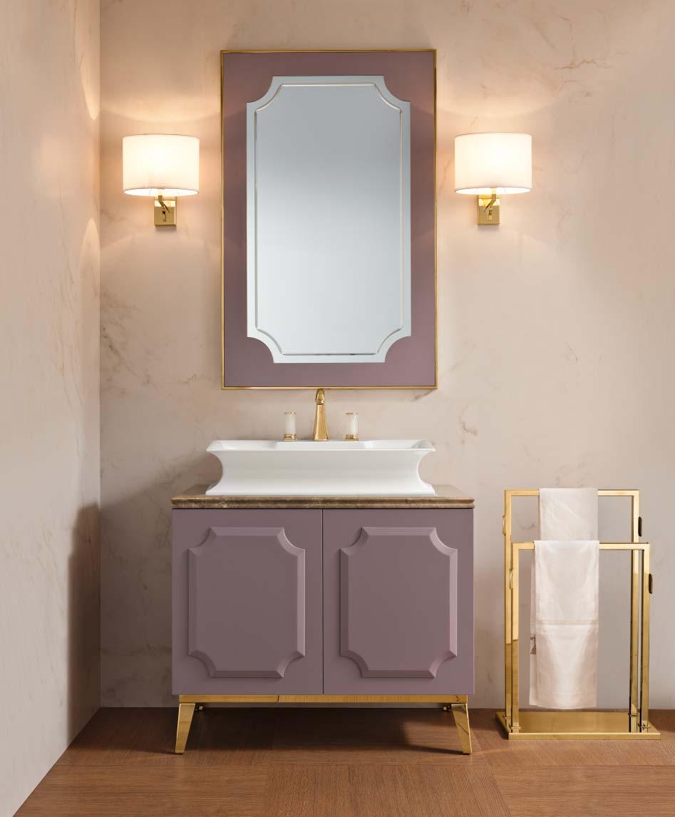 OASIS Rivoli R4/R5 мебель для ванной комнаты - дополнительное фото