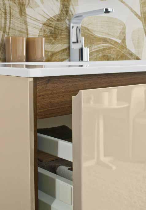 OASIS Frame FR10 мебель для ванной комнаты