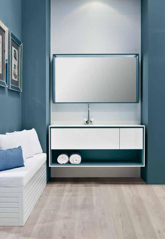 OASIS Frame FR13 мебель для ванной комнаты