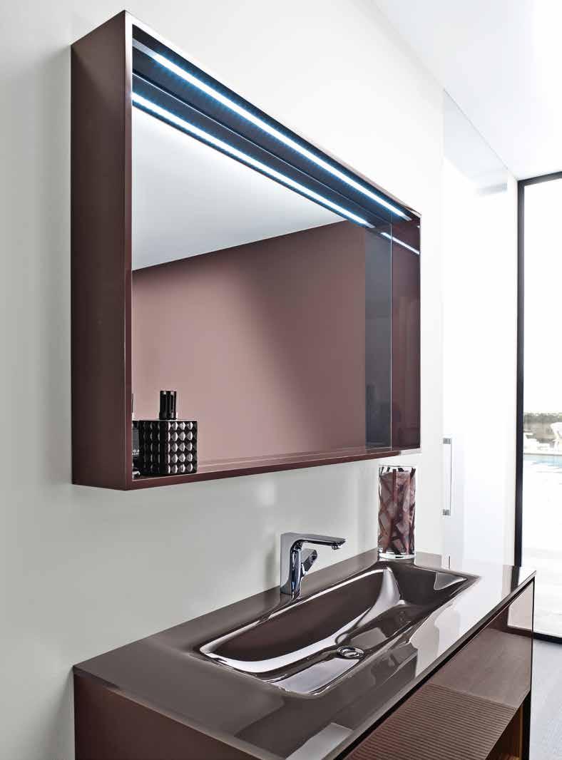 OASIS Frame FR9 мебель для ванной комнаты