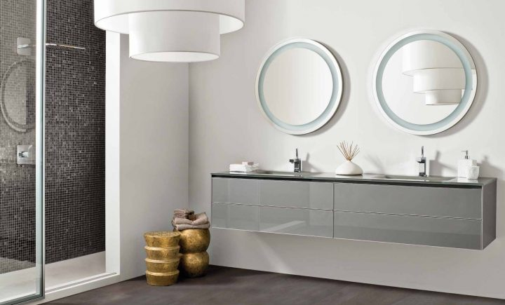 OASIS Infinity I01 мебель для ванной комнаты