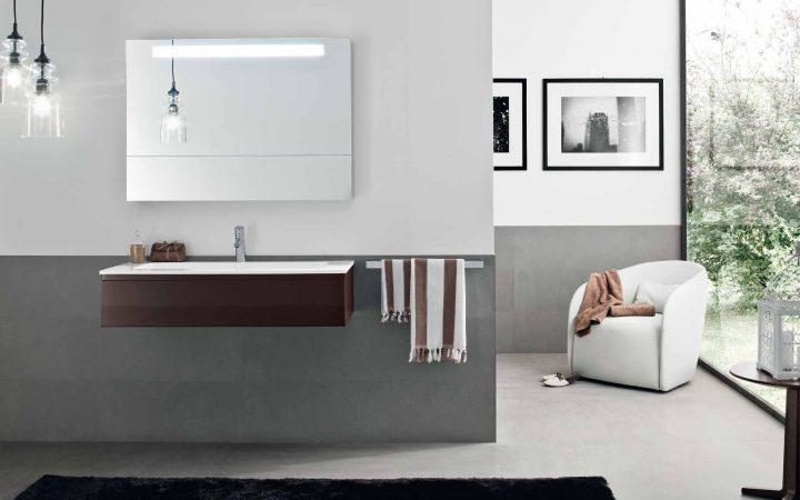 OASIS Infinity I10 мебель для ванной комнаты