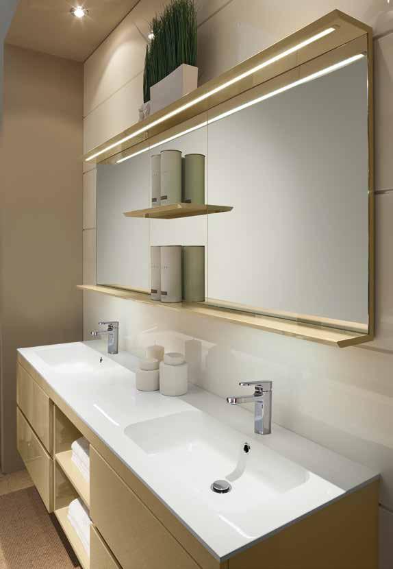 OASIS Passepartout PS09 мебель для ванной комнаты