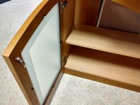Комплект мебели фабрики VetrArte, модель Relax. Цвет вишня
