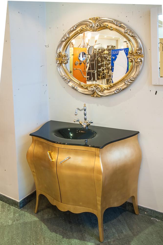 Комплект мебели фабрики C.R.G., модель Barocco
