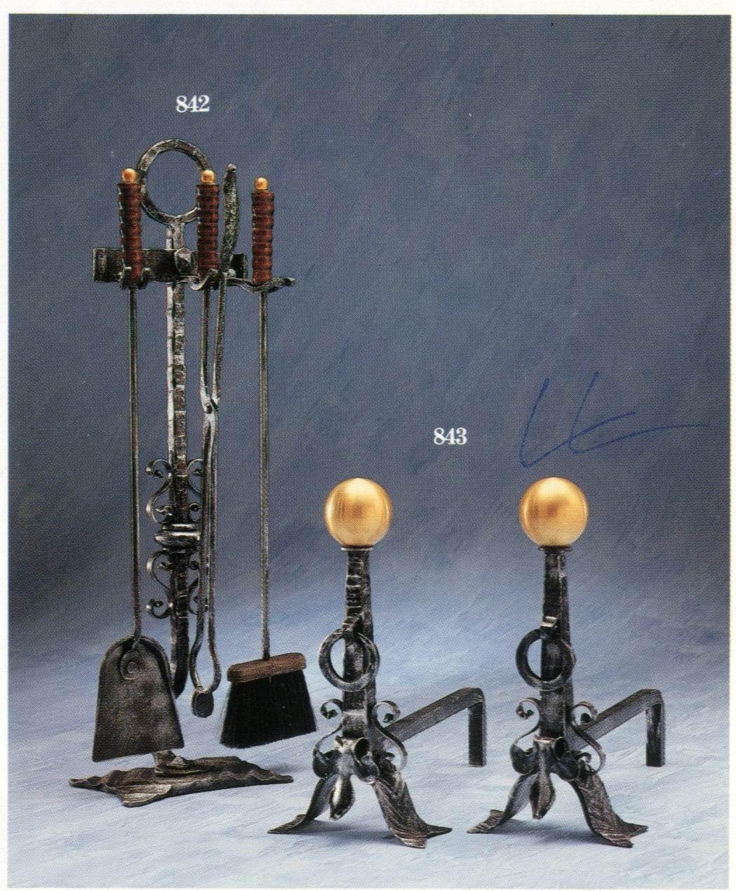 Подставки для дров, ковка. Модель Palazzetti 843
